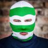 Bivakmuts Groen Wit