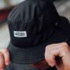 Bucket Hat Safari Black