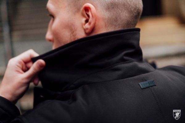 De superior black jas van PGwear bestel je natuurlijk bij PGwear Nederland, de officiële webshop voor Nederland en België