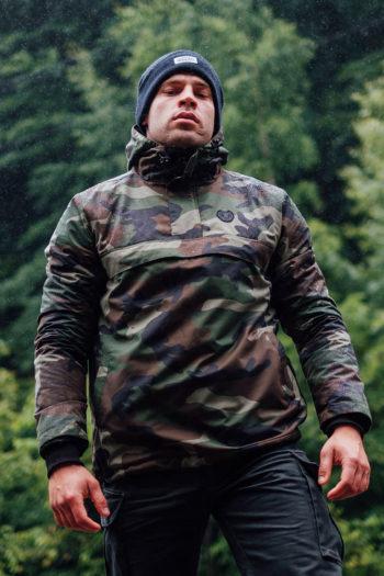 De full face attack camo jas van PGwear bestel je natuurlijk bij PGwear Nederland, de officiële webshop voor Nederland en België