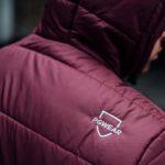 De full face jacket terrace maroon jas van PGwear bestel je natuurlijk bij PGwear Nederland, de officiële webshop voor Nederland en België