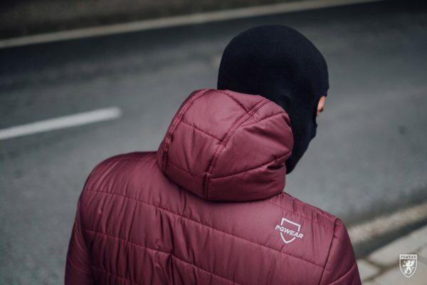 De full face invasion maroon jas van PGwear bestel je natuurlijk bij PGwear Nederland, de officiële webshop voor Nederland en België