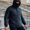 Full Face Winter Jacket Terrace Black