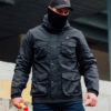 Mask Winter Jacket Metropolis Black