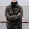 Mask Winter Jacket Metropolis Camo