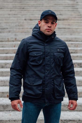 De metropolis navy jas van PGwear bestel je natuurlijk bij PGwear Nederland, de officiële webshop voor Nederland en België