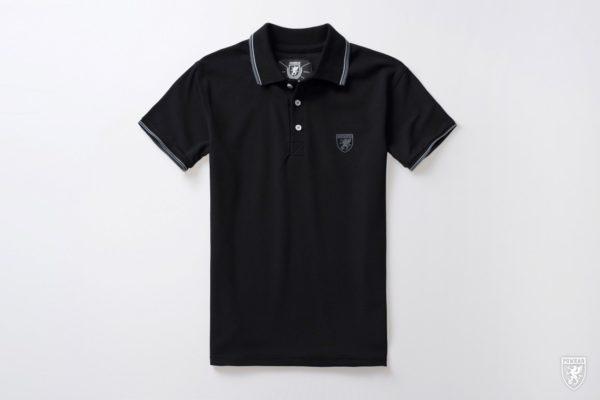 De Classic zwarte polo van PGwear bestel je natuurlijk bij PGwear Nederland, de officiële webshop voor Nederland en België