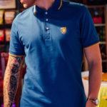 De Classic blue polo van PGwear bestel je natuurlijk bij PGwear Nederland, de officiële webshop voor Nederland en België