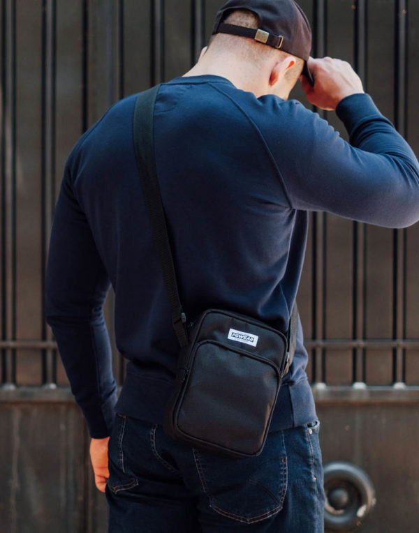 De shoulder bag tripper van PGwear bestel je natuurlijk bij PGwear Nederland, de officiële webshop voor Nederland en België