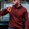 Sweater Icon Burgundy