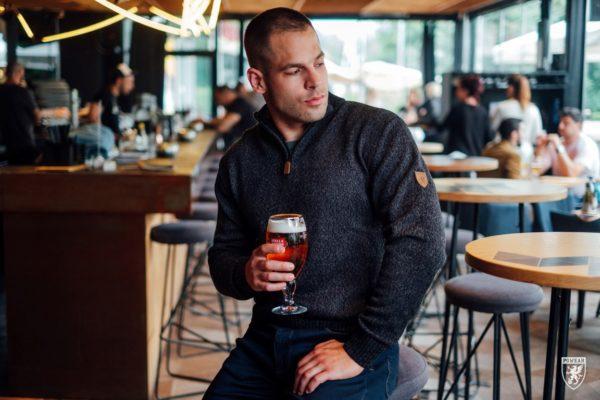 De icon grey sweater van PGwear bestel je natuurlijk bij PGwear Nederland, de officiële webshop voor Nederland en België
