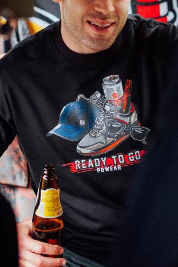 De ready to go sweater van PGwear bestel je natuurlijk bij PGwear Nederland, de officiële webshop voor Nederland en België