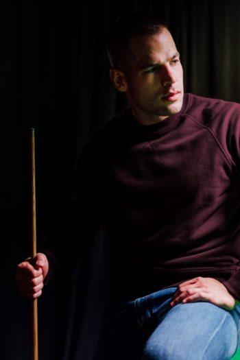 De regular maroon sweater van PGwear bestel je natuurlijk bij PGwear Nederland, de officiële webshop voor Nederland en België