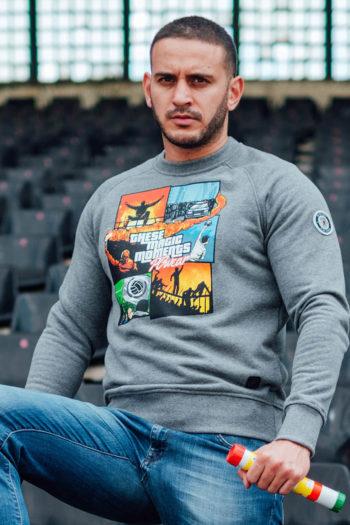 De these magic moments grey sweater van PGwear bestel je natuurlijk bij PGwear Nederland, de officiële webshop voor Nederland en België