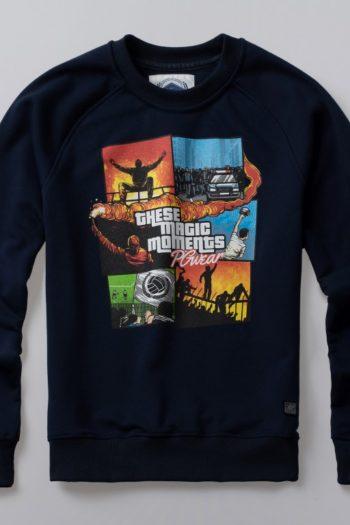 De these magic moments navy sweater van PGwear bestel je natuurlijk bij PGwear Nederland, de officiële webshop voor Nederland en België