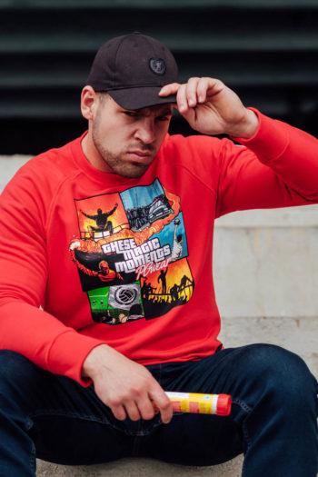 De these magic moments red sweater van PGwear bestel je natuurlijk bij PGwear Nederland, de officiële webshop voor Nederland en België