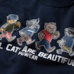 De tough cats sweater van PGwear bestel je natuurlijk bij PGwear Nederland, de officiële webshop voor Nederland en België