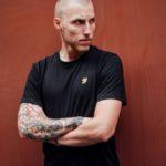 Het basic zwarte t-shirt van PGwear bestel je natuurlijk bij PGwear Nederland, de officiële webshop voor Nederland en België
