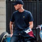 Het basic grijze t-shirt van PGwear bestel je natuurlijk bij PGwear Nederland, de officiële webshop voor Nederland en België