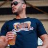 T-shirt Football & Beer