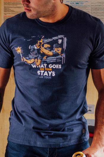 Het on tour t-shirt van PGwear bestel je natuurlijk bij PGwear Nederland, de officiële webshop voor Nederland en België