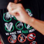 Het our rules t-shirt van PGwear bestel je natuurlijk bij PGwear Nederland, de officiële webshop voor Nederland en België