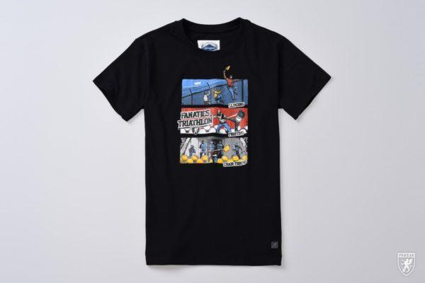 Het zwarte triathlon t-shirt van PGwear bestel je natuurlijk bij PGwear Nederland, de officiële webshop voor Nederland en België