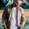 Bomber Jacket Force Olive