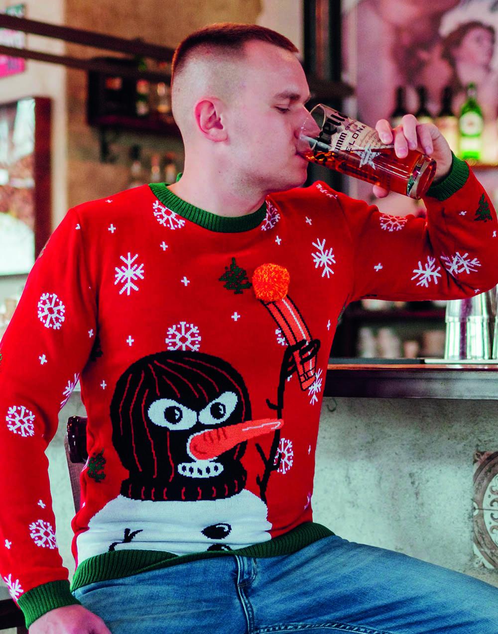 Ugly Kersttrui.Kersttrui Ugly Sweater Pgwear Nederland