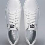Witte casual sneaker van PGwear