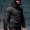 Full Face Jacket Protector Black