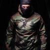 Full Face Jacket Protector Camo