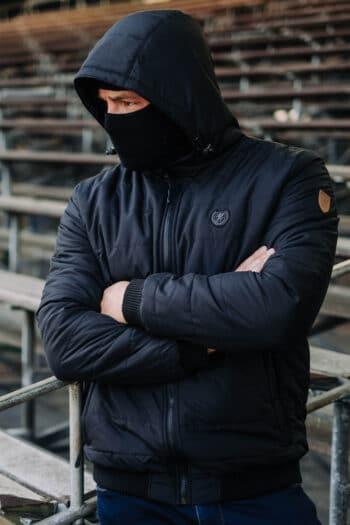 PGwear jas met bivakmuts