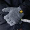 Gloves Snowstorm Grey