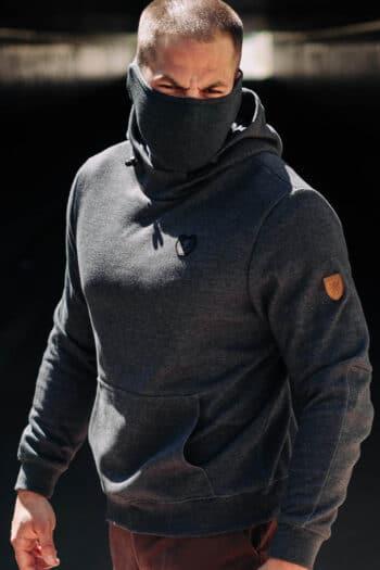 Hoodie masker PGwear