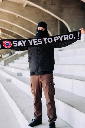 Sjaal pyro PGwear