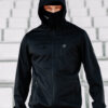 Full Face Softshell Jacket Hassle Black