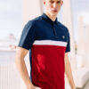 Polo Oldschool Navy/Red