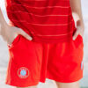 Shorts UEFA MAFIA Red