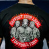 T-shirt Support Your Locals