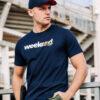 T-shirt Weekend Navy