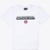 T-shirt No Respect White