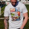 T-shirt More than a game White