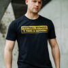 T-shirt Football without Fans BY