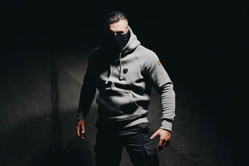 Full face hoodies en sweaters van PGWEAR